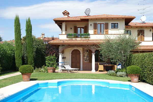 Sommerhus i Moniga del Garda
