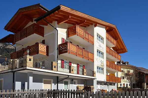 Apartment in Vigo di Fassa