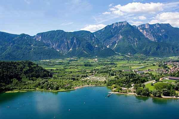 Ferienwohnung in Levico Terme