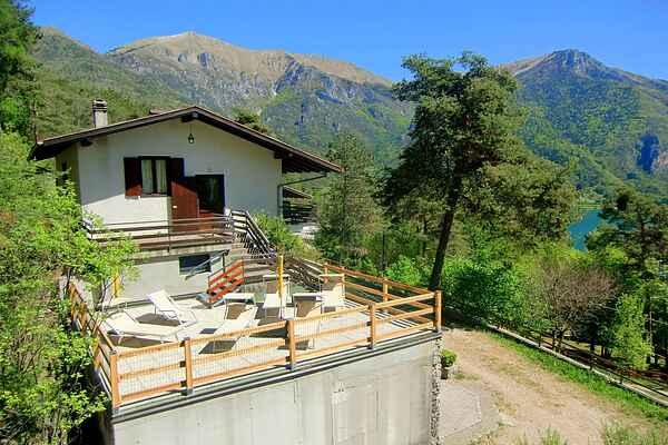 Sommerhus i Pieve di Ledro