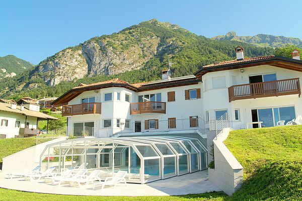 Villa en Stenico