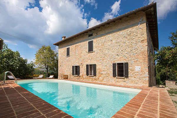 Villa i Bagni di Tabiano