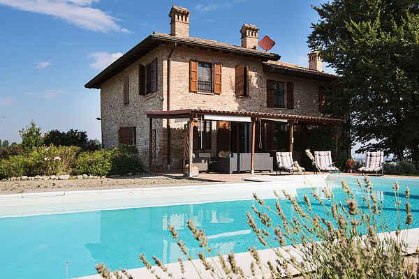 Villa i Salsomaggiore Terme