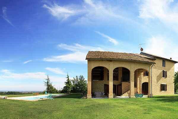 Villa en Salsomaggiore Terme
