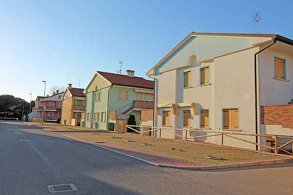 Appartement in Rosolina