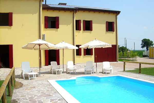Holiday home in Ariano nel Polesine