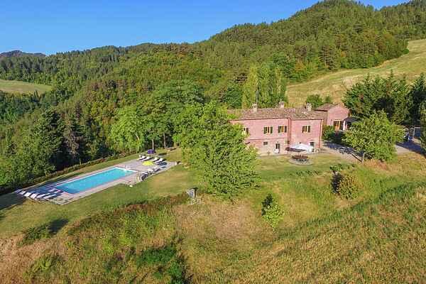 Villa au Casa Ottignana