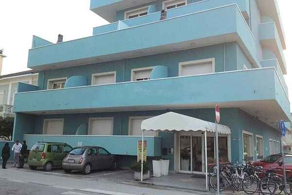 Appartamento in Viserbella