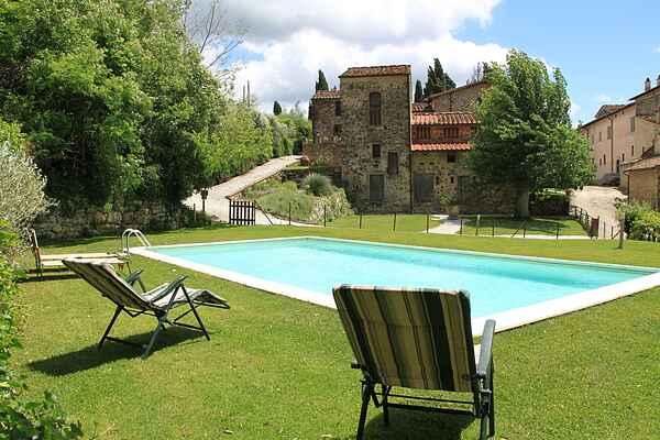 Casa de vacaciones en Sesto Fiorentino