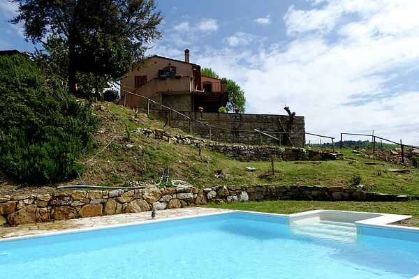 Vakantiehuis in Greve in Chianti