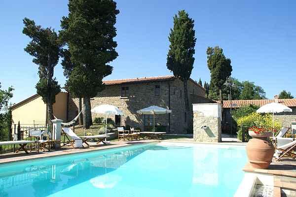 Ferienhaus in Montecarelli