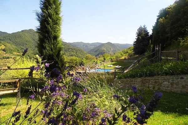 Casa de vacaciones en Borgo San Lorenzo
