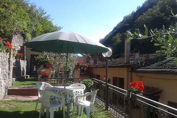 Vakantiehuis in Paterno