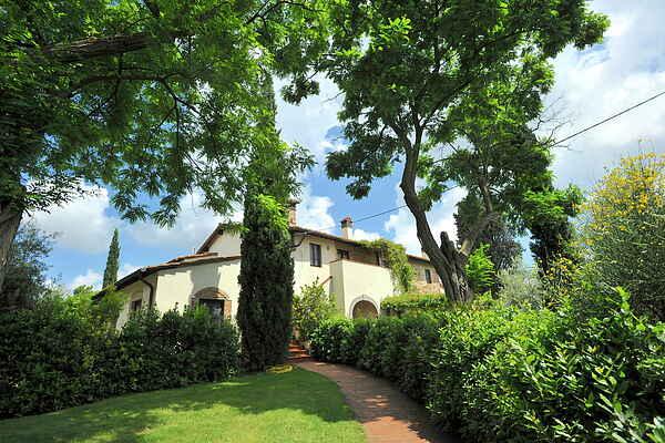 Farm house in San Vivaldo