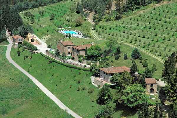 Casa rural en Dicomano