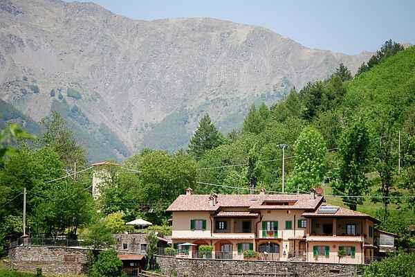 Casa de vacaciones en Cutigliano