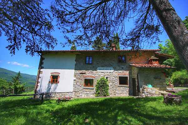 Gårdhus i Ortignano Raggiolo