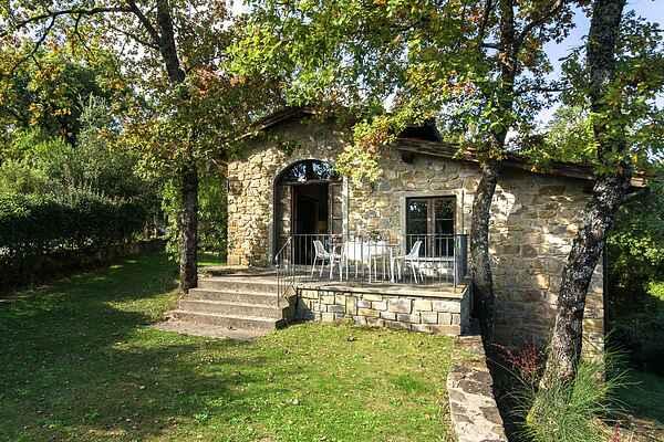 Casa rural en Poppi