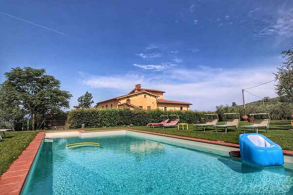 Holiday home in Castelfranco Piandiscò
