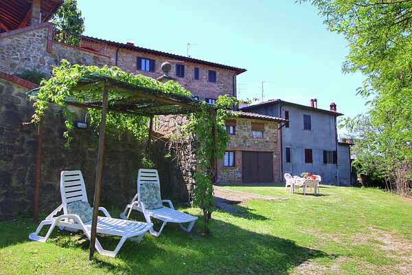 Casa de vacaciones en Gavignano
