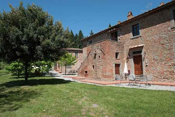 Casa rural en Cortona