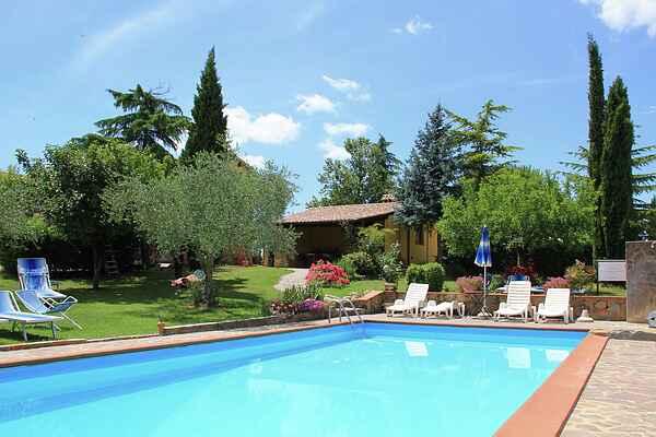 Holiday home in Castiglion Fiorentino