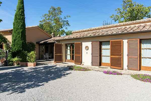 Maison de vacances en Cortone