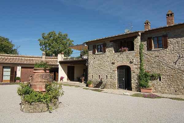Holiday home in Cortona