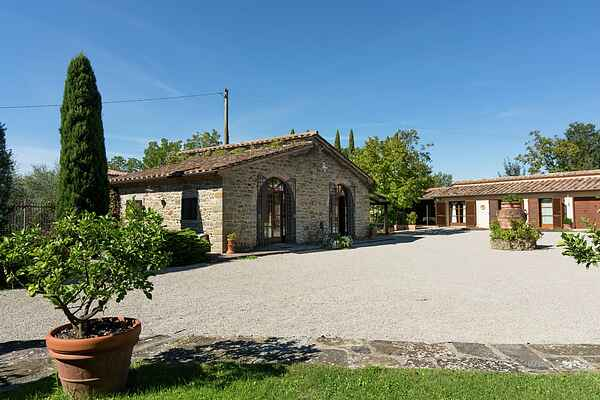 Holiday home in Cortona
