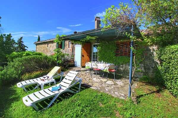 Casa rural en Castelnuovo Berardenga