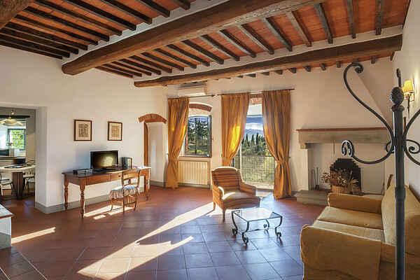 Cottage in Gaiole in Chianti