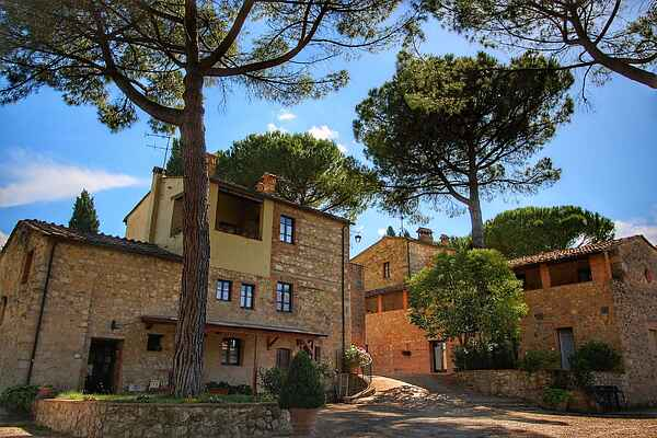 Holiday home in Mensanello
