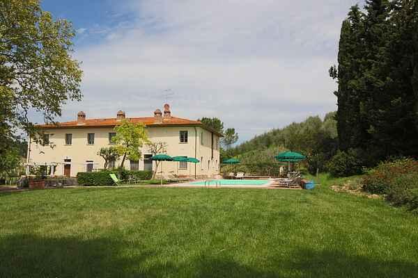 Farm house in San Gimignano