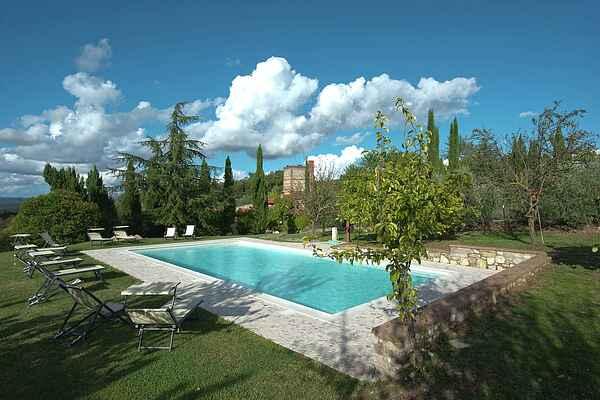 Villa in Rapolano Terme
