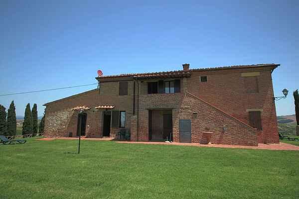 Gårdhus i Asciano