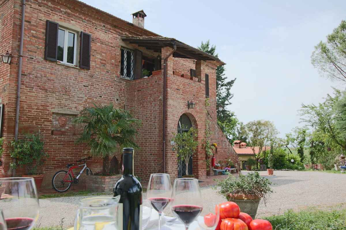 Holidays in Montepulciano holiday homes