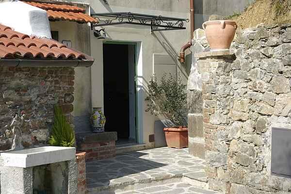 Hytte i San Terenzo Monti