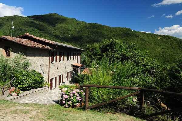Hytte i Castiglione di Garfagnana