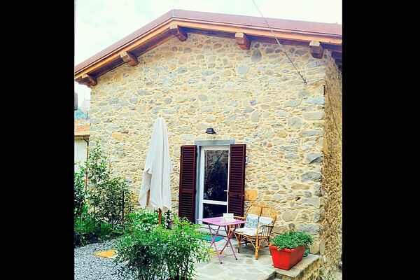 Sommerhus i Pascoso