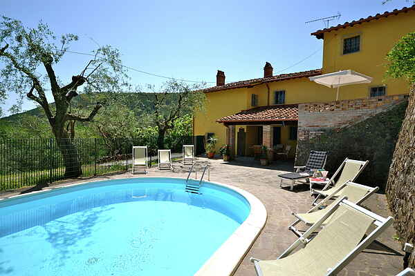 Holiday home in SAN GIOVANNI ALLA VENA