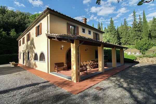 Villa in Terricciola