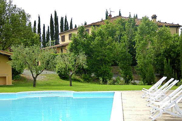Villa i Casciana Terme Lari