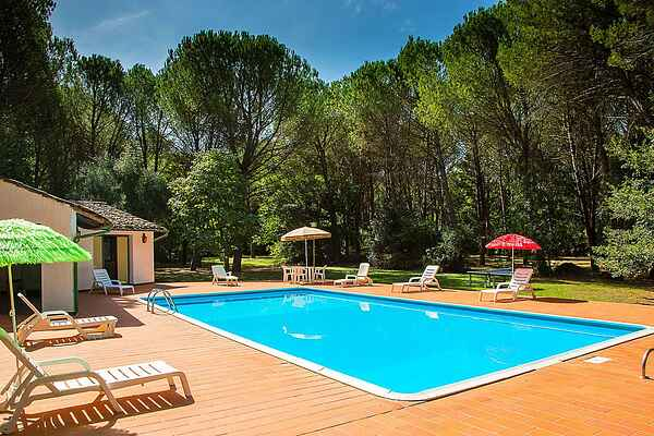 Holiday home in Montecatini Val di Cecina