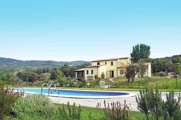 Villa in Monteverdi Marittimo