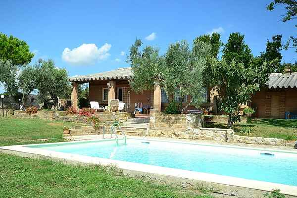 Holiday home in Riparbella