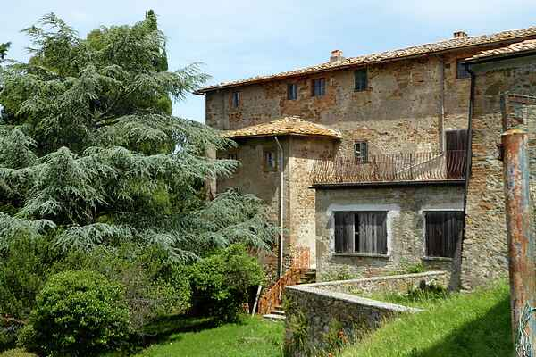 Holiday home in Volterra