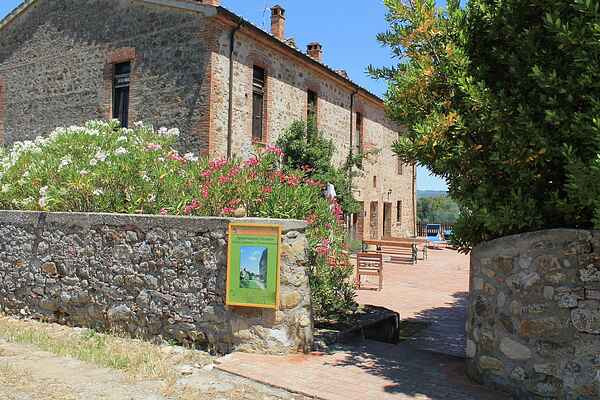 Cottage in Monte Antico Alto