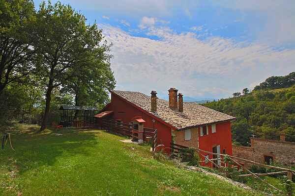 Villa en Fabriano