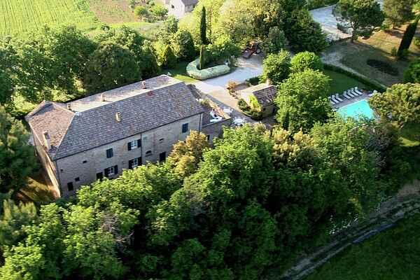 Villa in Montemaggiore al Metauro