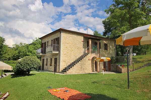 Manor house in Apecchio